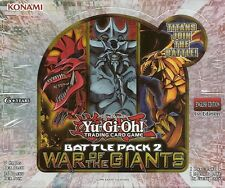 Yu-gi-oh Battle Pack 2 War Of The Giants BP02-EN085 - 112 Card Selection Mint