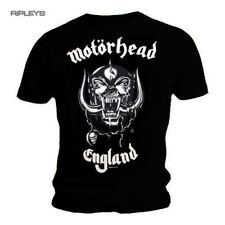 Official T Shirt MOTORHEAD Everything Louder ENGLAND All Sizes