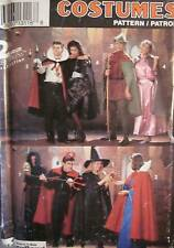 Vintage Simplicity SEWING Pattern 8010 Adult Halloween Costumes SM-LG