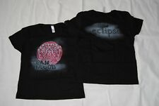 ECLIPSE TWILIGHT WOLFPACK TATTOO TEAM JACOB LADIES SKINNY T SHIRT NEW OFFICIAL