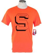 Nike College Vault Syracuse University Orange Short Sleeve Tee T Shirt Mens NWT