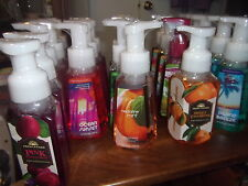 Bath & Body Works Foaming Hand Soap Assorted Summer Scents