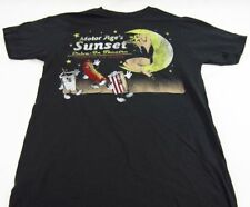 Mens NEW Motor Age Short Sleeve Black Drive In Graphic T Shirt Size M XL 2X