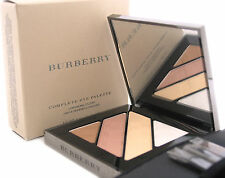 BURBERRY BEAUTY Complete Eye Shadow Palette (5.4g/.19oz) Quad with Brush & Pouch