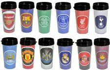 OFFICIAL FOOTBALL TEAM - TRAVEL JOURNEY COFFEE MUG WORK TEA CANTEEN - GIFT XMAS