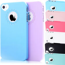 STYLISH ULTRA THIN HARD CUTE HEART LOVE CASE COVER FOR iPHONE 4G 4S SCREEN GUARD