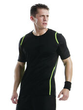 Mens Short Sleeved T-Shirt-Gamegear Cooltex, Mens Sports T-Shirt