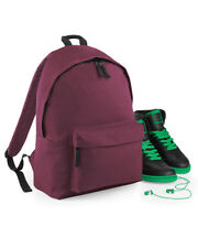 Bagbase Bags- Junior Fashion Backpack-One Size-9 Colours