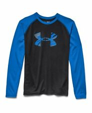 Boys'  Under Armour Big Logo Long Sleeve T-Shirt
