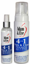 4 in 1 Pure & Clean Adult Sex Toy Cleaner - Anti-Bacterial Foam or Mist Spray