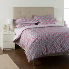 Ditton Hill Bethany Blue Pink Purple Teal Floral Duvet Quilt Cover Bedding Set