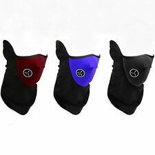 New Bike Skate Snowboard Vent Ski Warm Face Mask Motorcycle