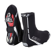 BBB Heavy Duty MTB / Road Bike Overshoes BWS02B - Black