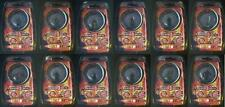 Doctor Who MICRO UNIVERSE 3-FIGURE PACKS Hologram Card TARDIS Spinner Checklist