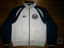 DETROIT TIGERS NEW MLB MAJESTIC AUTHENTIC COOPERSTOWN TRACK JACKET