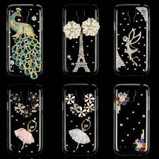 Handmade 3D Crystal Diamond Hard Case Cover for Samsung Galaxy S4 SIV Mini i9190
