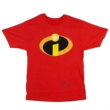 The Incredibles Basic Icon Disney Pixar Licensed Adult Shirt S-3XL