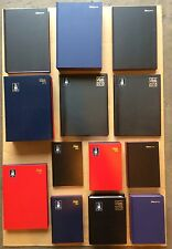 2015 HARDBACKED DIARY / DIARIES LETTS+NICEDAY A5+ A4 DAY PER PAGE + WEEK TO VIEW