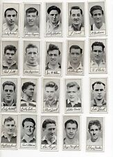 Barratt & Co. A4 Famous Footballers 1956/57 1-29 choose from list FREE UK P&P