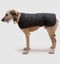 DANISH DESIGN HARNESS DOG COAT waterproof thermal warm jacket with harness hole