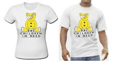 Traditional BBC Pudsey Bear Children In Need T Shirt 2013 Charity Tshirt