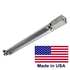 Infrared Propane Heater - Vacuum Straight Tube - 50k to 175k BTU - 15 to 50'