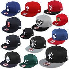 New Era Casquette Snapback New York Yankees Sox Dodgers Oakland Phillies S/m M/l