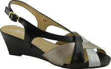ALLINO DEMETRA WOMENS/LADIES SHOES/SANDALS/WEDGES/STRAPPY/HEELS/SLING BACKS