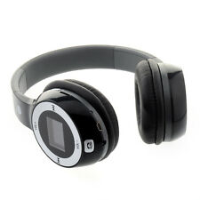 New Hi-Fi Digital Stereo Wireless Foldable Headset Headphone with TF Card slot