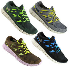 NIKE FREE RUN 2 MENS RUNNING SHOES/SNEAKERS/TRAINERS/SUPER LIGHTWEIGHT & COMFY