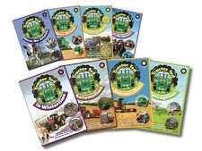 Tractor Ted DVD - New & Sealed - Childrens Farming All About Tractors Animals