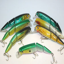 Pro Strike classic jointed lowrider lure jointed plugs 110mm 15g 7 colour choice