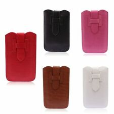 SLEEVE SOFT PU LEATHER PULL FLIP TAB CASE COVER FOR Samsung N2 N3 / i9200 PICK