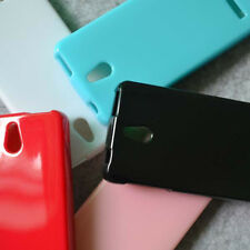 New Jelly Rubber soft case back cover for Nokia 515 Asha 515