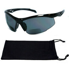 Bifocal Vision Reading Glasses Sunglasses Sun Reader RE02 - Various Power