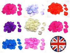 Silk Fabric Rose Petals Wedding Scatter Confetti Table Decoration Party Flower