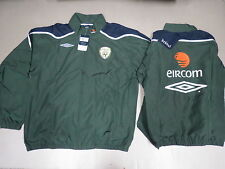 Casual jacket Ireland 08/09 Orig. Umbro size S XXL new Ireland woven jacket