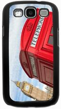 Rikki Knight British Phone Booth and Big Ben Case for Samsung Galaxy S3 S4 S5