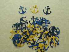 Nautical - 50 MARTHA STEWART Anchor Punches  in Colour Choices- Paper Crafts