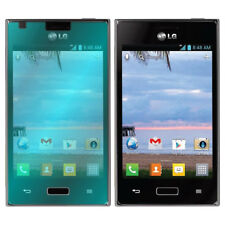 Clear Matte Anti-Glare LCD Screen Protector Cover for LG L40G Optimus Extreme
