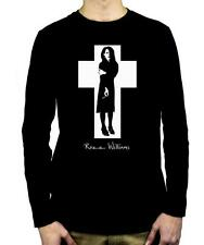 Rozz Williams Men's Long Sleeve T-shirt Christian Death & Shadow Project Gothic