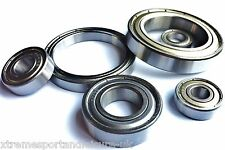 MR SERIES.MINIATURE BEARINGS.Double Shielded.[ZZ] FULL RANGE..SELECT YOUR SIZE