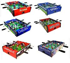 "OFFICIAL FOOTBALL TEAM - 20"" MINI TABLE TOP FOOTBALL GAME TOY KIDS GIFT XMAS"