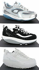 New Womens Skechers Fitness Toning Shape Up Sports Trainers Shoes Size 3-8 UK