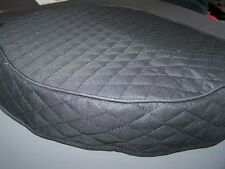 Black (or your color choice) Quilted Fabric NuWave Induction Cooktop Cover NEW