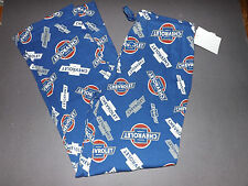 CHEVROLET Chevy Logo sweat lounge pajama pants *NEW Small Sm S