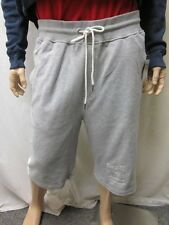 $58 Sean John Mens Size XL  Summer Track Shorts Heather Grey New