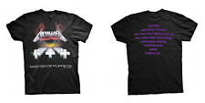 METALLICA Master Of Puppets T-shirt (Black) Mens New 'Official'