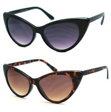 New Womens Cat Eye Retro Vintage 50s 60s Style Rockabilly Sunglasses Eye Glasses