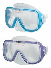 1 Intex Wave Rider Mask | Surf Snorkel Swim Face Mask Goggle | Choose Your Color